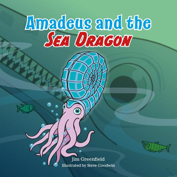 Amadeus and the Sea Dragon book cover