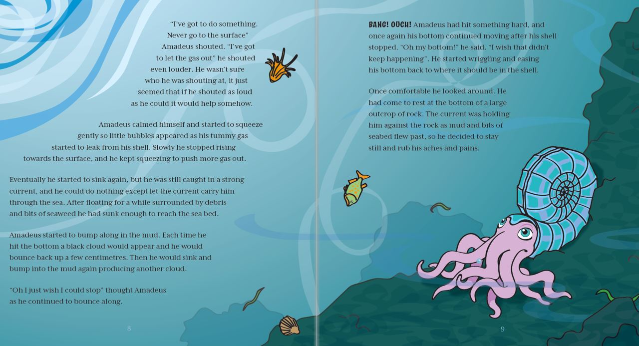 Home – Amadeus Ammonite